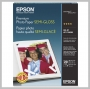 Epson PREMIUM SEMIGLOSS PHOTO PAPER 10.4MIL 8.5 X 11IN 20 SHEETS