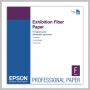 Epson EXHIBITION FIBER PAPER 13MIL 17IN X 22IN - 25 PACK