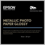 Epson METALLIC PHOTO PAPER GLOSSY 10.5MIL 16IN X 100FT ROLL