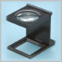 LINEN TESTER 1IN X 1IN 5X WITH CASE