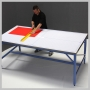 Rhino 4 X 8FT WORK TABLE KIT W/ CUTTING MAT