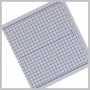 Rhino SELF HEALING CUTTING MAT TRANS. W/ GRID SHEET 48IN X 72IN