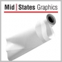 Mid-States Graphics PROOF LINE WHITE SATIN PROOFING 190 GSM 24IN X 100FT ROLL