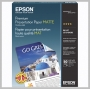 Epson PREMIUM PRESENTATION MATTE 2-SIDED 9.8MIL 8.5X11IN - 150 SHTS