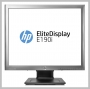 HP 18.9IN LED 1280X1024 5:4 ELITEDISPLAY E190I DVI VGA 5MS