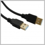 USB A TO A M/F USB 3.0 EXTENSION CABLE 6FT