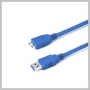 USB A TO MICRO-USB B M/M USB 3.0 PERIPHERAL CABLE 6FT