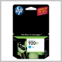 HP 920XL OFFICEJET HI-CAP INK CARTRIDGE CYAN