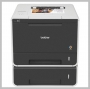 Brother COLOR LASER 32PPM PRINTER DUAL TRAYS DPLX ENET WIRELESS