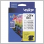 Brother YELLOW INK CARTRIDGE SUPER HIGH YIELD 1200 PAGES