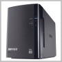 Buffalo  8TB DRIVESTATION DUO USB 3.0 2 X 4TB HARD DRIVES