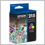 Epson 215 COLOR INK CARTRIDGE STANDARD CAPACITY