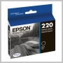 Epson DURABRITE ULTRA INK BLACK STANDARD YIELD