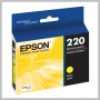 Epson DURABRITE ULTRA INK YELLOW STANDARD YIELD