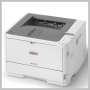 Okidata B412DN LED PRINTER 35PPM A4 USB ENET 512MB DUPLEX PCL5E