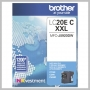 Brother CYAN INK CARTRIDGE ULTRA HIGH YIELD APPROX. 1200 PAGES