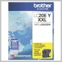 Brother YELLOW INK CARTRIDGE ULTRA HIGH YIELD APPROX. 1200 PAGES